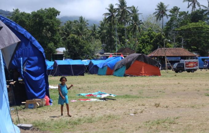 Ulakan Camp, Karangasem District, Bali