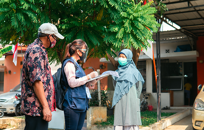Unfpa Indonesia Bps Introduces Innovative Approach To Population Census