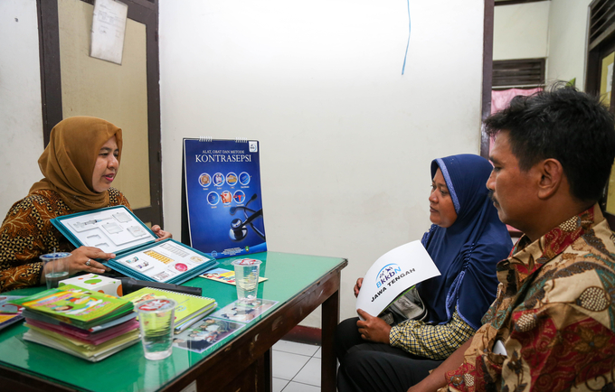 (Photo: UNFPA/Lucky Putra)